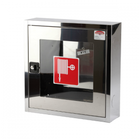 cutie hidrant 500 x 500 x 140 mm inox